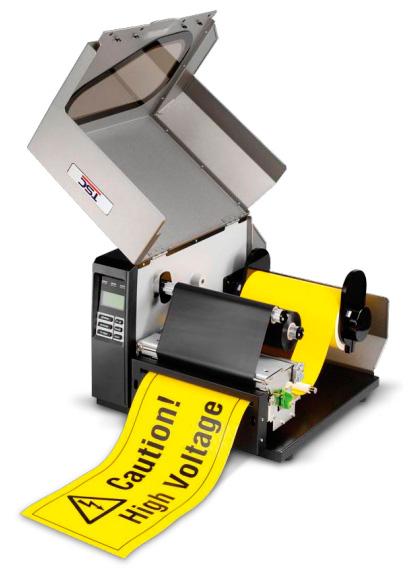 Impressora de Etiquetas Térmica - TTP 384M - TSC