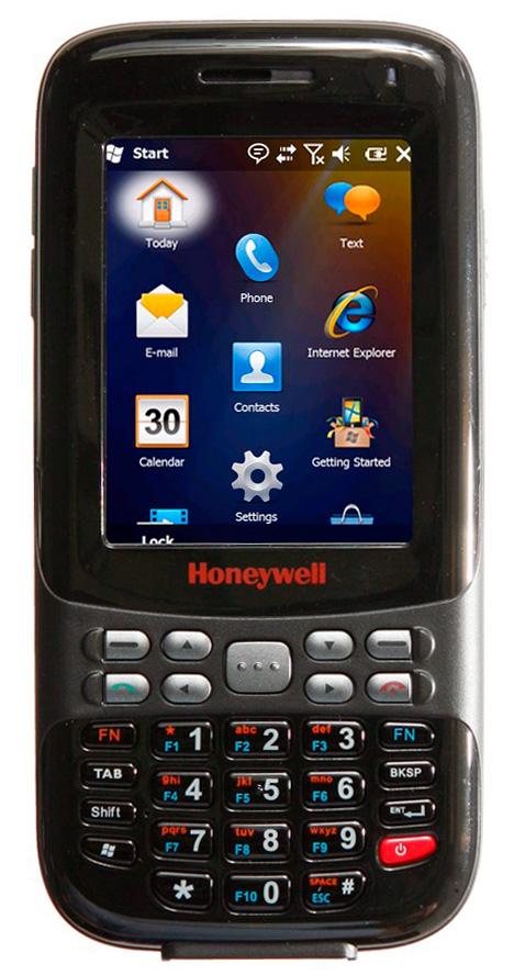 Coletor de dados Dolphin 6600  - Honeywell