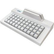 Teclado Programável TEC 44 com Leitor Trilha 2 - Gertec
