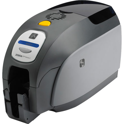 Impressora de Crachás ZXP Série 3 Colorida - Zebra