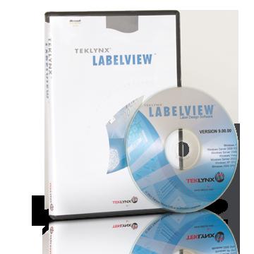 Labelview - software para design de etiquetas