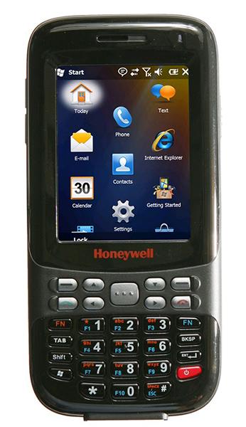 Coletor De Dados Dolphin D6000 - Honeywell
