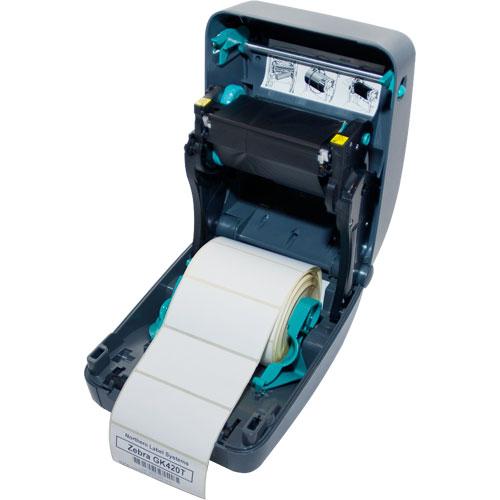 Impressora de Etiquetas Térmica GK420t 203 dpi - Zebra