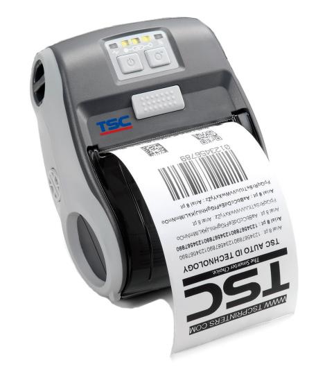 Impressora de Etiquetas Térmica Portátil - Alpha3R - TSC