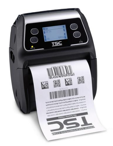 Impressora Portátil de etiquetas Alpha4L - TSC