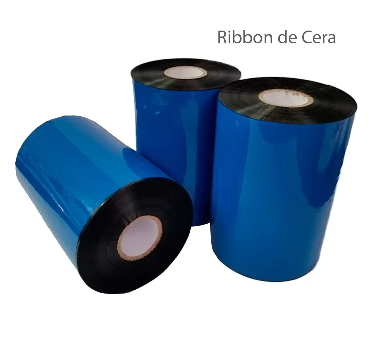 Ribbon de Cera 110mm x 300 de largura - Armor