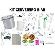 Kit BIAB Equipamentos para Cerveja Artesanal