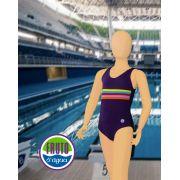 LPC 35 I - Maiô infantil para natação