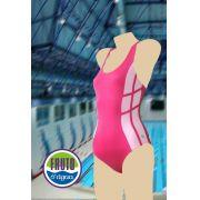 LPC 39 - Maiô para natação costa Nadador