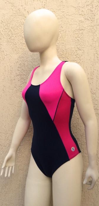 LPC 29 - Maiô para natação com fecho nas costas