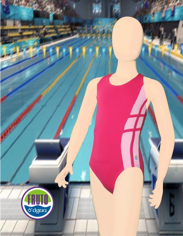 LPC 39 I - Maiô infantil para natação