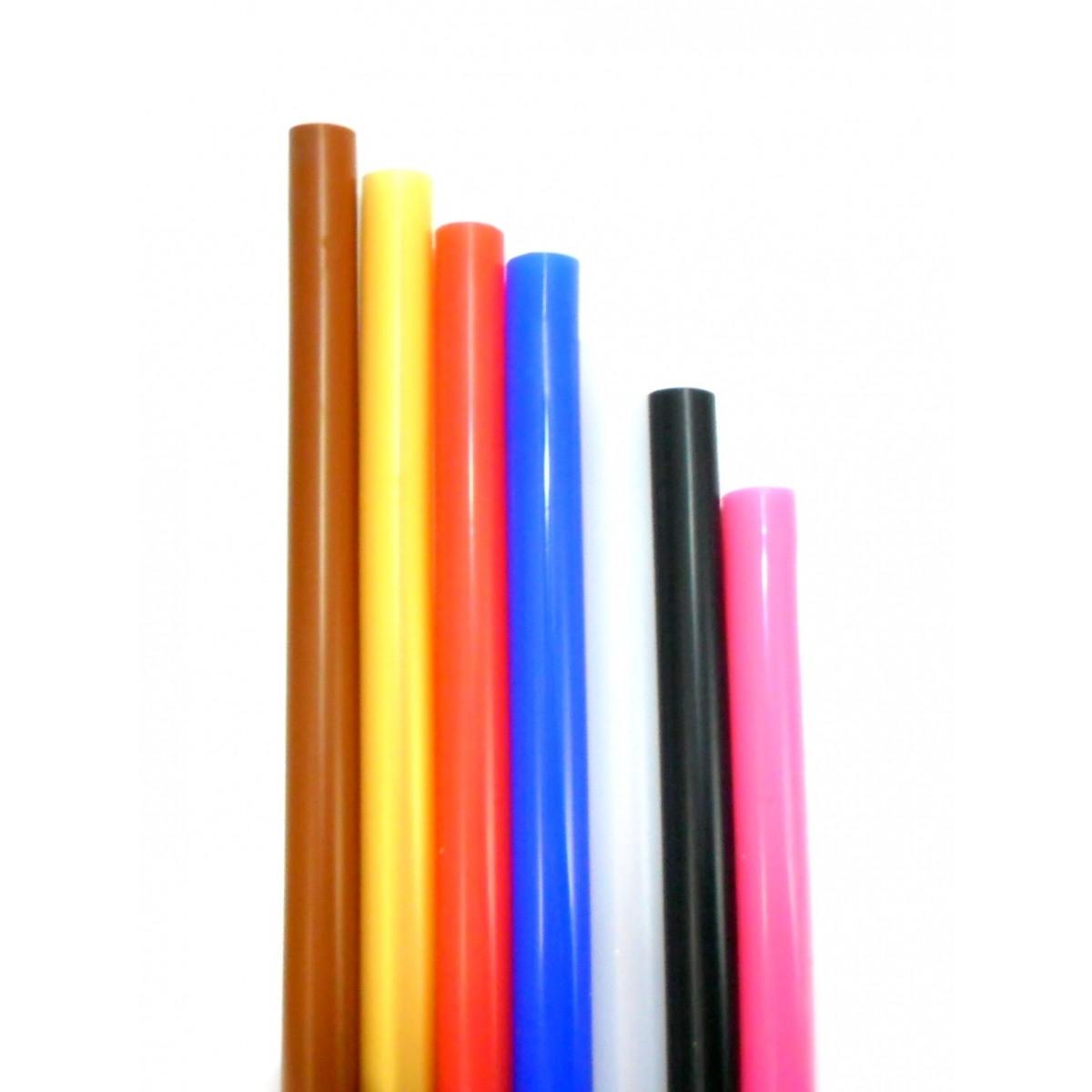 Mangueira de silicone antichamas super flexível e leve, 1,60m comprimento. Encaixa em todas as piteiras.