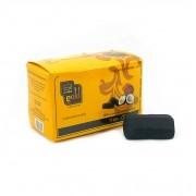 Carvão de coco para narguile e incenso AL WAHA 250G - caixa com 15 unidades hexagonais.