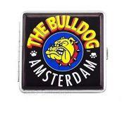 Cigarreira The Bulldog Amsterdam Preto Case Original Wallet