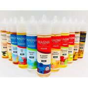 Juice (essência líquida) para vape MAGNA® (3 ou 6mg/ml) 60ml.