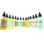 Juice para vape NAKED Freebase Zero 60ml. USA Vape Lab.
