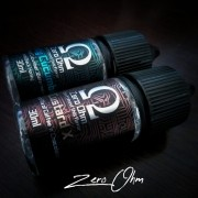 Juice para vape ZERO OHM Freebase Zero 30ml.