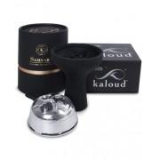 Kit: 01 controlador Kaloud Lotus Infinity + 01 Rosh Samsaris Silicone Preto
