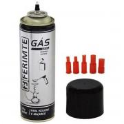 Recarga de gás butano refinado para isqueiro e maçarico FERIMTE 300ml.