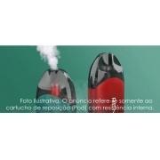 Refil Bobina Pod 2 ml e coil de 1,0 ohm Mesh (em malha) para Vaporesso Renova Zero Pod Vape Kit C/ 2 unidades