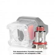Resistência / Bobina (Coil Head) SMOK RPM MESH 0.4 ohm - compatível com POD Smok RPM40 - 1 un.