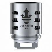 Resistência / Bobina (Coil Head) SMOK V12 Prince-M4, 0.15 ohm, 30 a 70W - 1 unid.