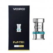 Resistência Coil VOOPOO PNP-TR1 1.2ohm 10-15W (VINCI R, X, Air/ DRAG S, X, Max/ NAVI/ PnP22&20/ARGUS GT, Air/V.Suit)-1un