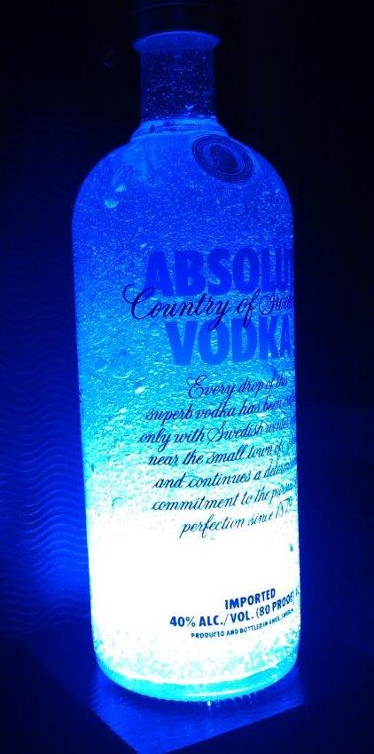 Cerveceria Artesanal Zona Norte ~ Base de LED pisca pisca para garrafa vaso Bolacha com