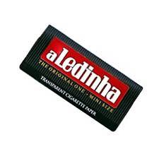 ALEDINHA Celulose Peq. 78mm - LIVRO AVULSO 50 folhas
