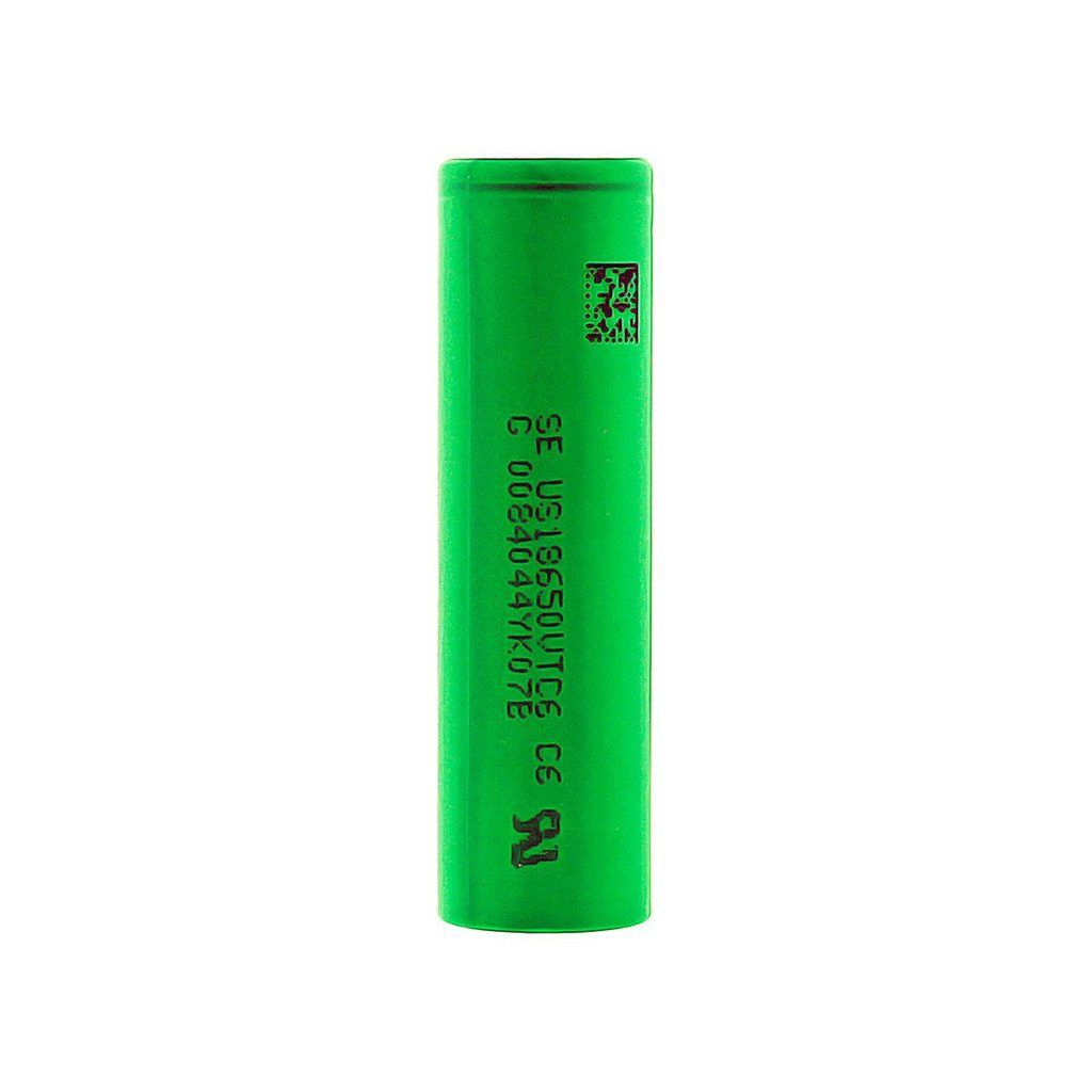 Bateria Sony VTC6 3000mAh Li-Ion US 18650 3.7V High Drain 30A Flat Top - Sony