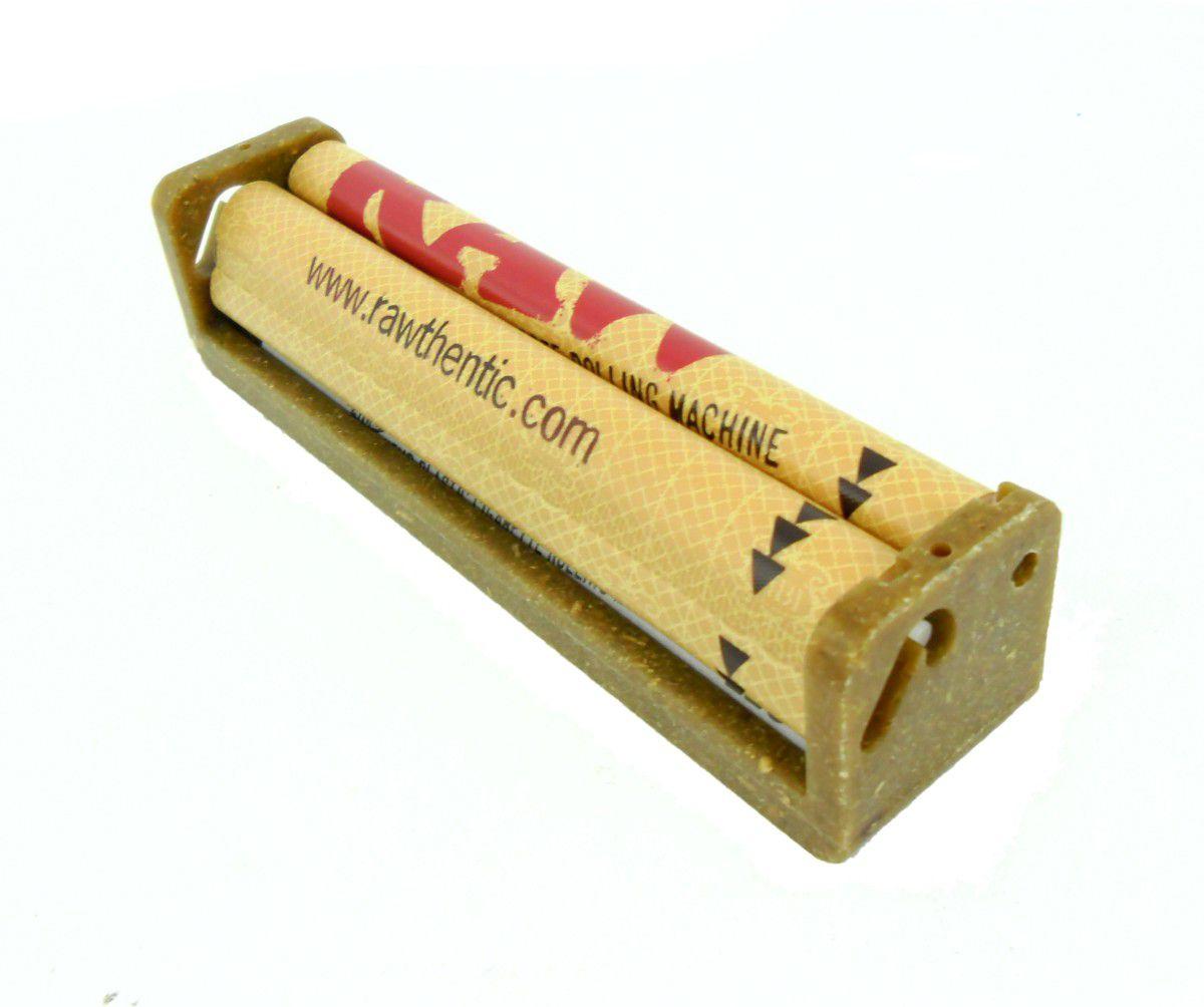 Bolador de fumo / Máquina Para Enrolar, Cigarros RAW 110mm, feita de fibras de coco.