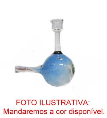 Bong de vidro MINI GÊNIO 10cm.