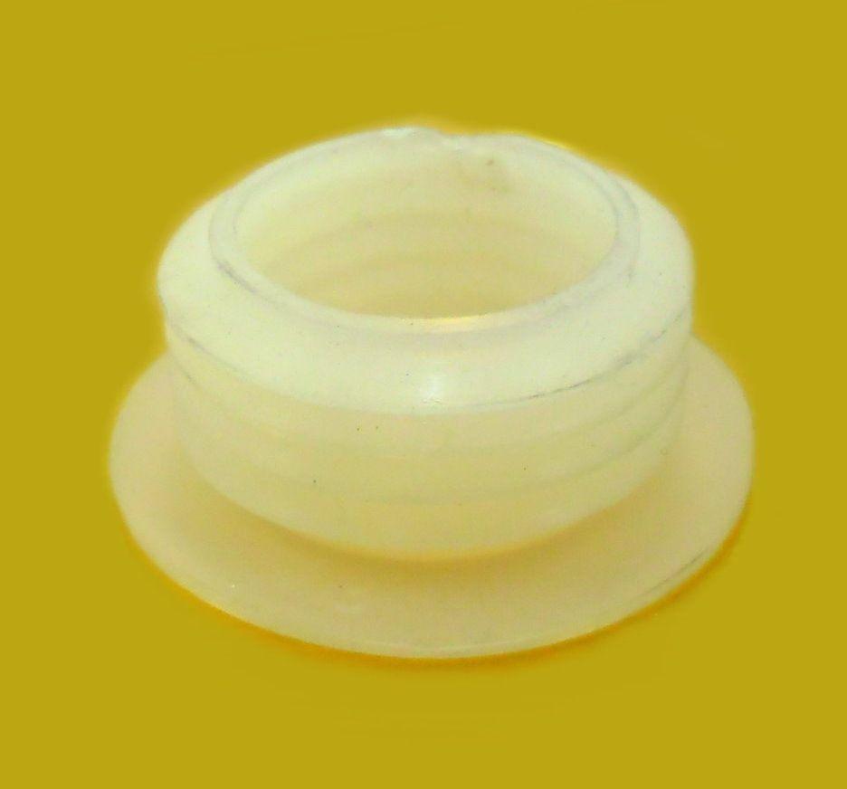 Borracha / Vedação para vaso GG em silicone, 2,8cm alt. Use em vasos c/4,4~4,9cm diâmetro bocal.