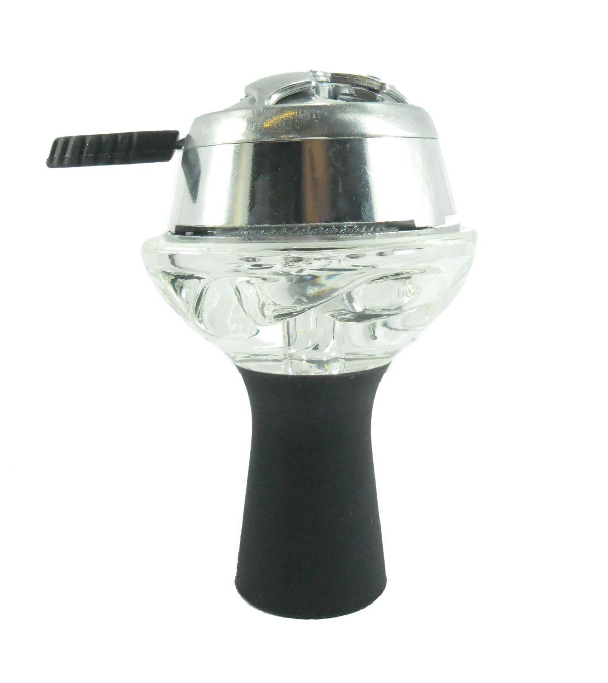 Controlador de Calor marca Kaloud + Rosh Samsaris Vitria III (Silicone e vidro)