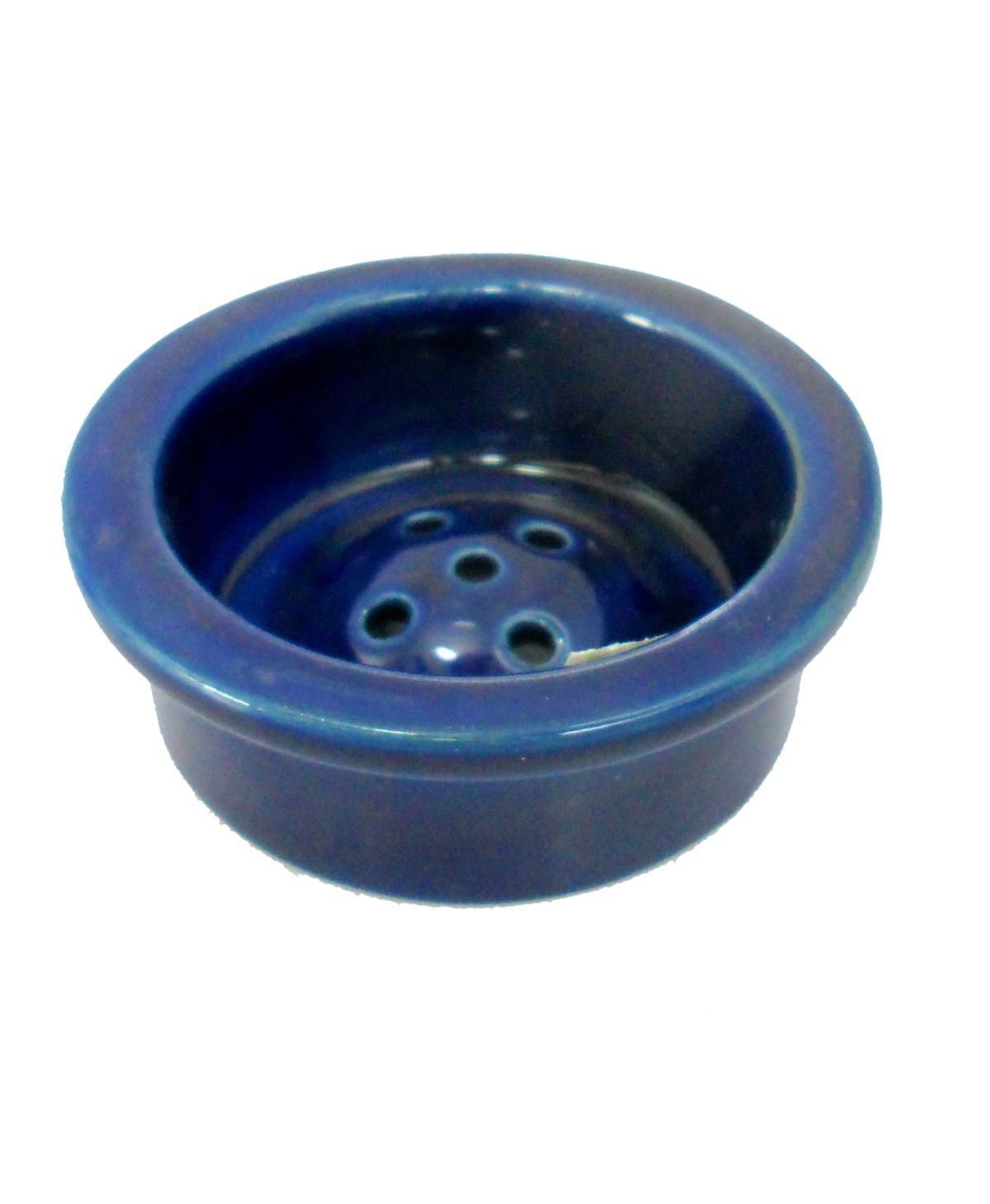 Fornilho/Rosh para narguile Mya Mikro. Azul escuro