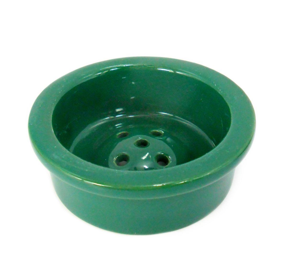 Fornilho/Rosh para narguile Mya Mikro. Verde