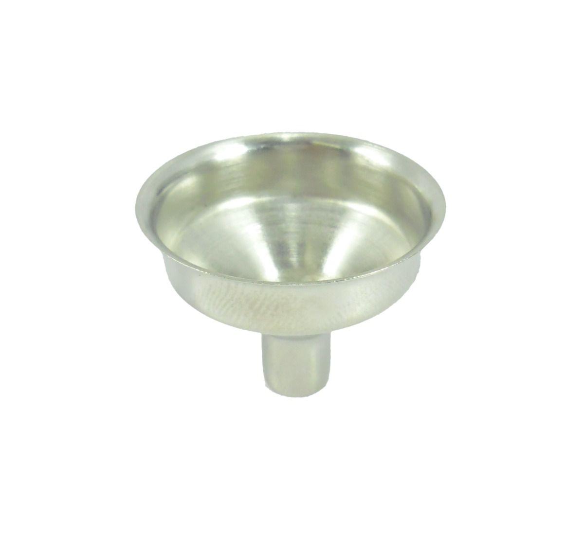 Funil para Dosador (Snuff Bullet) em alumínio