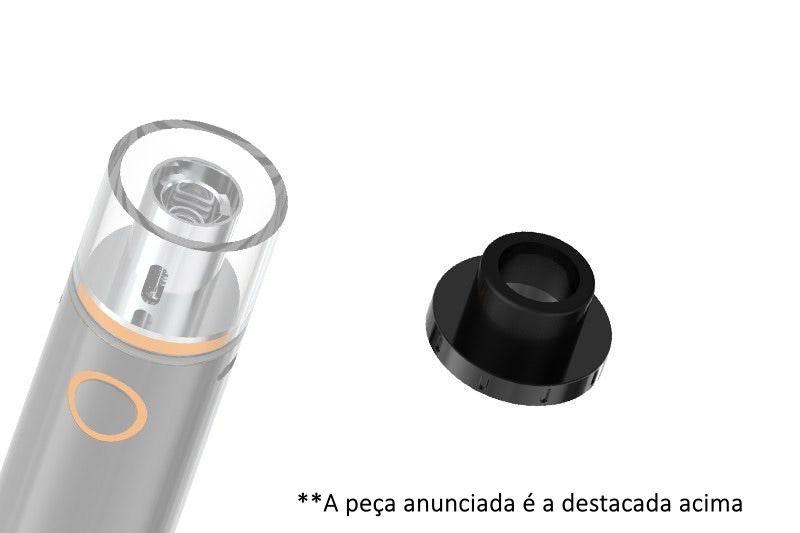 Piteira para VAPE PEN 22 (toda a ponta do VAPE PEN 22, rosqueável sobre a resistência) - Drip Tip & Top Cap