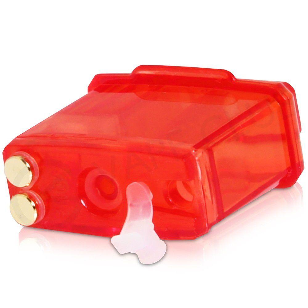 Pod para Vape Mi-Pod Limited Edition Red (cartucho e resistência). Atomizador recarregável 2ml - 1 UNID.