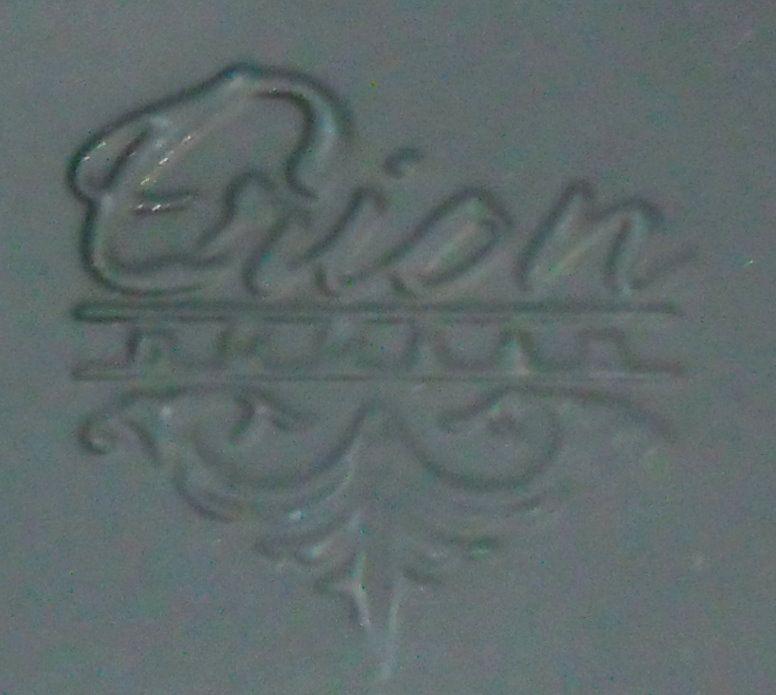 Prato para Narguile Orion liso, 19cm de diâmetro, pintado, 4cm de diâmetro furo.