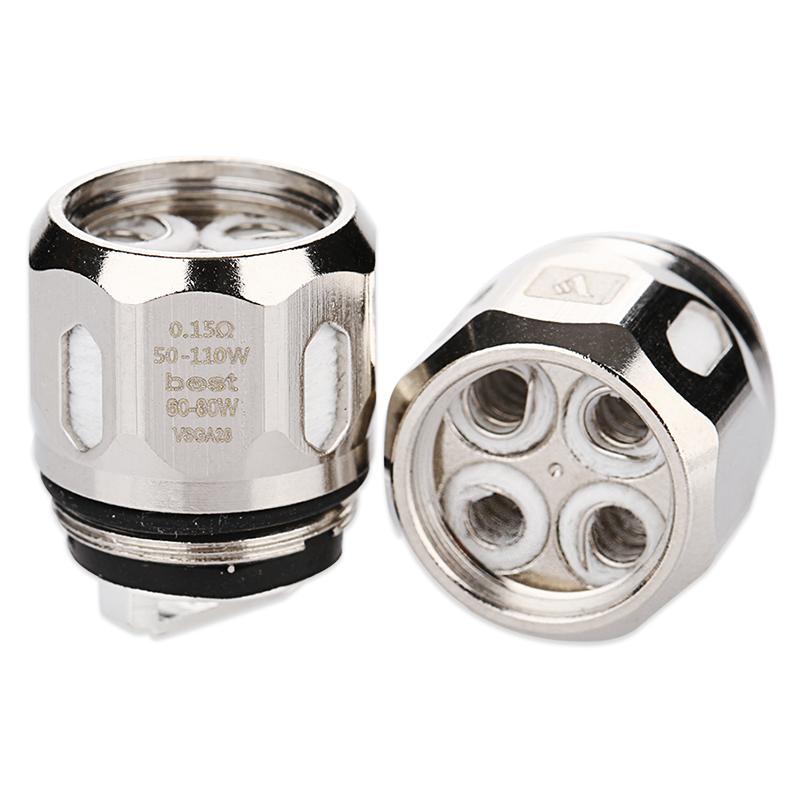 Resistência / Bobina (coil) Vaporesso GT 8 CORE, 0.15 ohm, 50 a 110W - 1 unid.