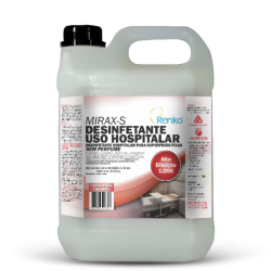Desinfetante Uso Hospitalar s/ cheiro  - Planet Limp