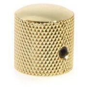 Knob Metal Dourado C/ Parafuso Allen
