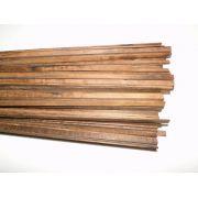 Binding (filete) em madeira Imbuia (Tipo 1)  - 80cm x 7mm x 1,8mm (2 peças)