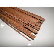 Binding (filete) em madeira Louro faia - 80cm x 7mm x 1,8mm (2 peças)