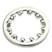 Arruela de pressão para Jack/Pots - Diâmetros 8.4mm (Int) x 14.8mm (Ext) - Kit 12 unid (TOOTH-8)