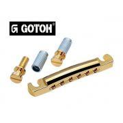 Cordal Dourado p/ ponte de guitarra estilo Les Paul - Gotoh (GOT-GE101Z-GD)