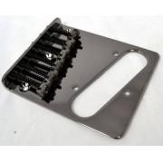 Ponte Cosmo Black estilo Telecaster para guitarra - Sung-il (BT002)