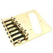 Ponte Dourada estilo Telecaster para guitarra - Sung il (BT002)