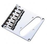 Ponte Cromada estilo Telecaster para guitarra - Sung-il (BT001)